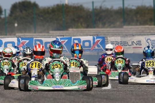 ROK Cup Portugal prossegue no KIRO-Kartódromo do Oeste