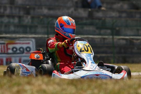 Mariano Pires vitorioso na categoria Júnior… e José João Oliveira continua líder