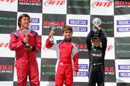 RMCP: Afonso Santos soma terceira vitória na categoria Micro-Academy
