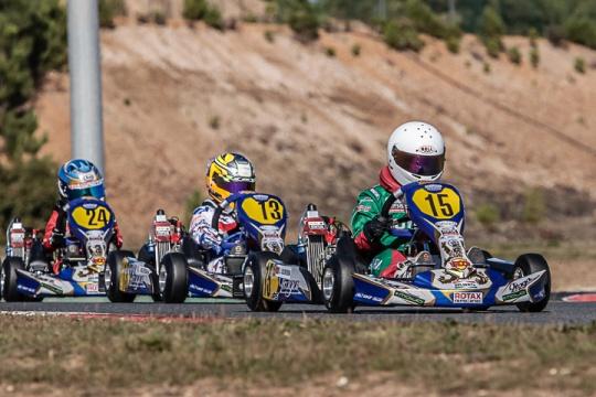 RMCGF: João Oliveira vai partir do 12º lugar na Pré-Final da categoria Mini-Max