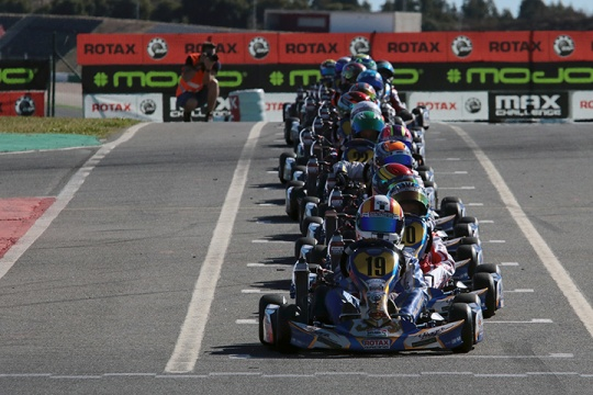 Adrian Malheiro 10º na Final do 'Mundial' Rotax da categoria Micro-Max