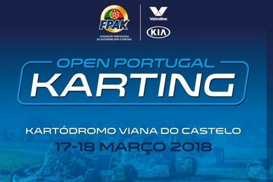 Open de Portugal em Viana do Castelo abre época 2018 no nosso país