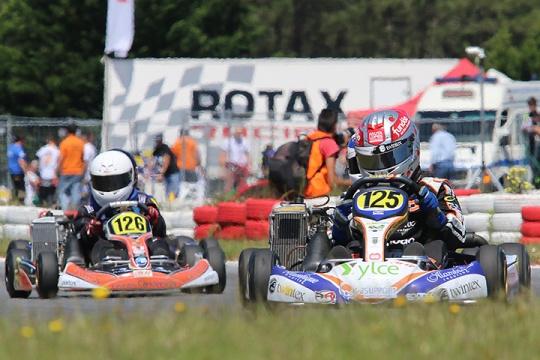 Três provas… e mais três vitórias para António Correia na categoria Mini-Max