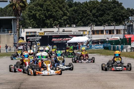 Campeonato de Portugal de Karting KIA com 92 inscritos para o Bombarral