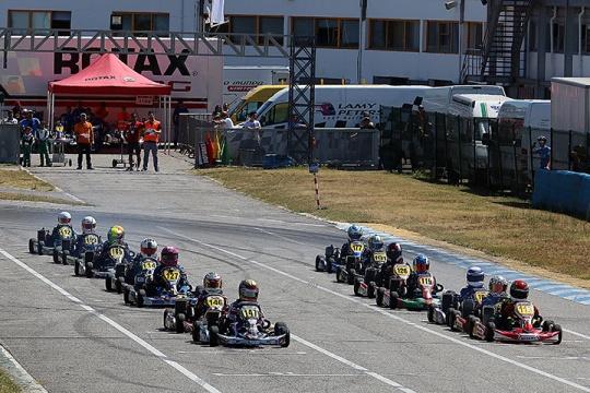 RMCP Mini-Max: Triunfo de Afonso Ferreira em Braga… Rúben Silva mantém comando