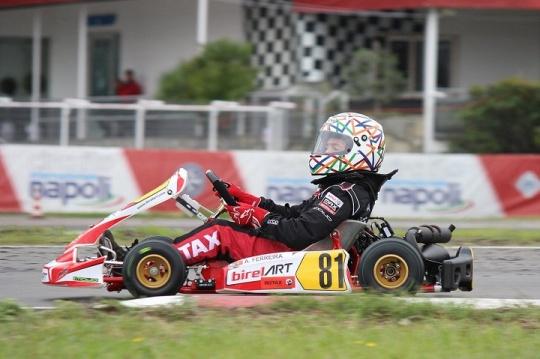 RMCGF: Afonso Ferreira vai lutar por uma boa classificação na Final da Mini-Max