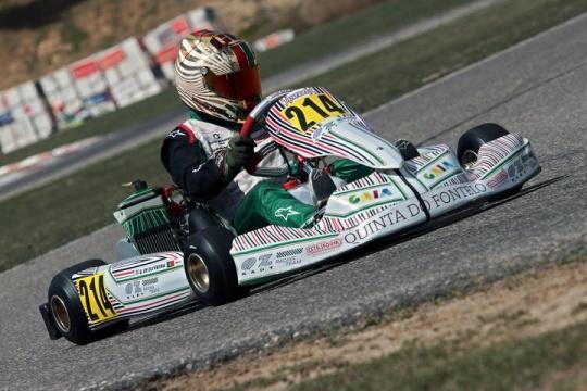 Oliveira 4º no Troféu Ibérico Rotax Júnior… Ribeiro e Caçoilo em bom plano