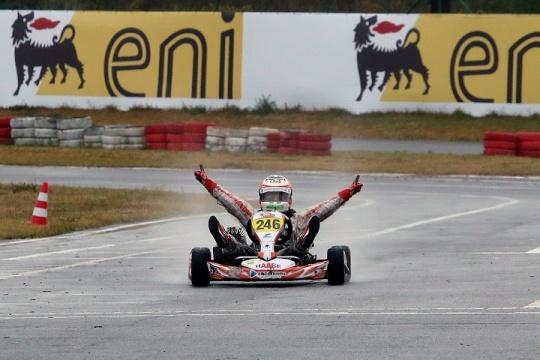 Luís Alves coleciona mais um título ao vencer a Taça Bridgestone na categoria Juvenil