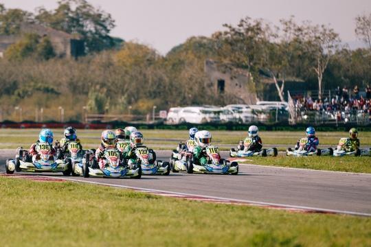João Miguel Oliveira garante 17.º lugar na Pré-Final do Mundial Rotax Mini-Max