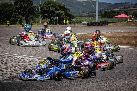 RMCP: Rodrigo Ferreira domina categoria Júnior no Bombarral
