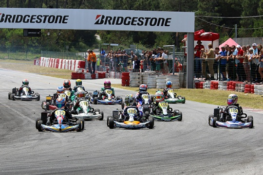 RMCP: David Simões impõe-se na categoria na Mini-Max com duas vitórias