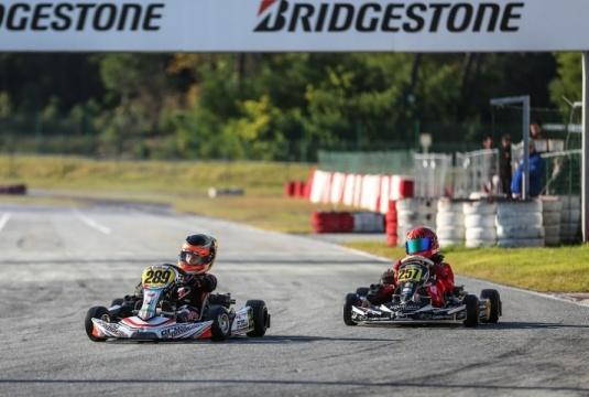 Ivan Domingues impõe-se na categoria Juvenil Troféu Bridgestone 2017