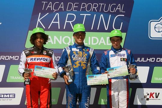 Rodrigo Ferreira conquista Taça de Portugal na categoria Júnior após duelo intenso