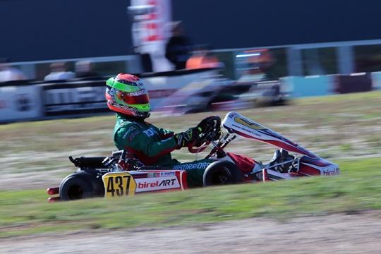 Pedro Pinto obrigado a desistir na Final do Mundial Rotax da categoria DD2