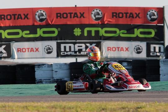 Mariano Pires 16º classificado na Final do Mundial Rotax da categoria DD2