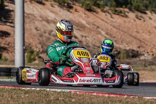 RMCGF: Bruno Borlido vai arrancar da 15ª posição na Pré-Final B da categoria DD2