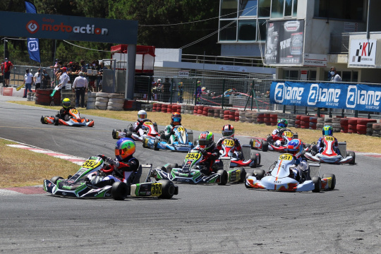 Campeonato de Portugal de Karting KIA será concluído nos dias 5 e 6 de dezembro