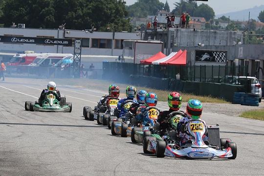 Diogo Pinto triunfa na X30 e Andriy Pits passa para o comando após vitória na Final 2