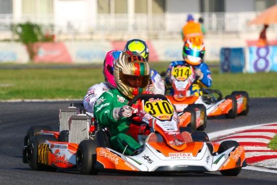 Guilherme de Oliveira garante positivo 13.º lugar na Final do Mundial Rotax Sénior