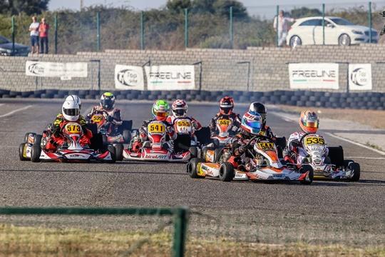 Vítor Mendes campeão nacional na X30 Super Shifter e Frederico Castro na Gentleman