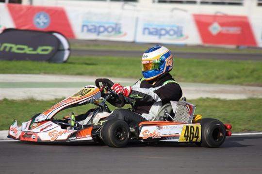 RMCGF: João Oliveira num honroso 25º lugar da Pré-Final da categoria DD2 Master