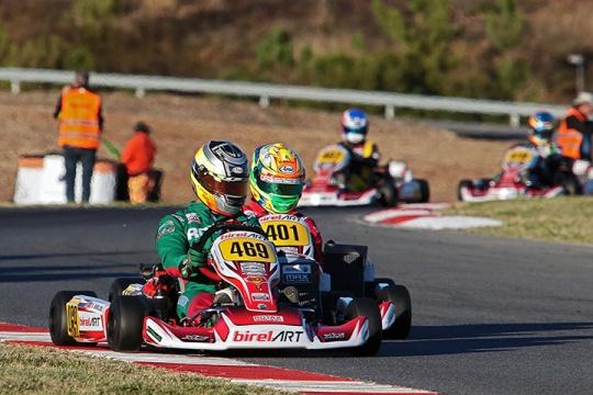 RMCGF: Bruno Borlido vai partir da 25ª posição na Final da categoria DD2