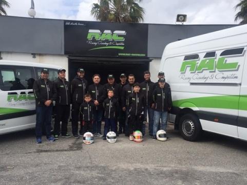Racing Academy & Competition prepara futuro de jovens pilotos