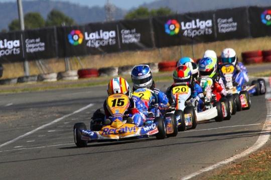 Adrián Malheiro sagra-se em Valência campeão de Espanha na categoria Cadete