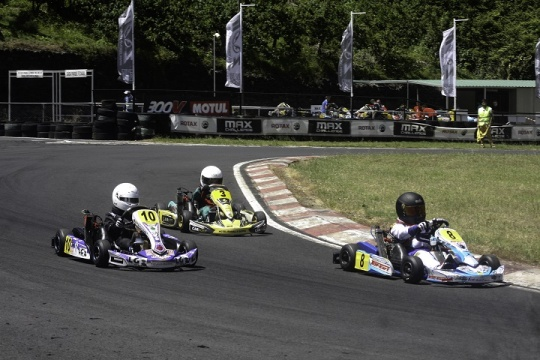 Afonso Silva domina Final da categoria Cadete do Troféu de Karting da Madeira
