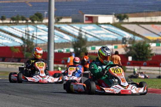 RMCGF 2015: Italiano Alex vence categoria Sénior Max… Bruno Borlido inglório