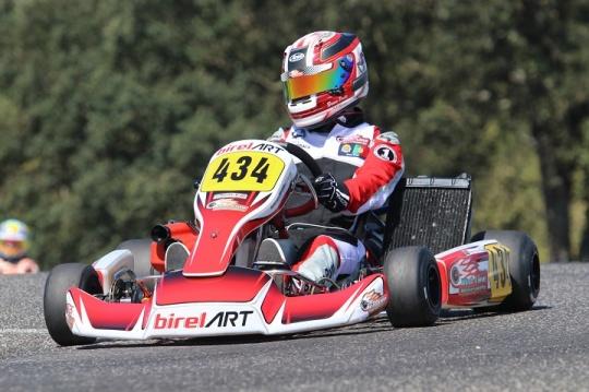 KIRO-Kartódromo do Oeste no Bombarral é o novo importador do Grupo BirelART