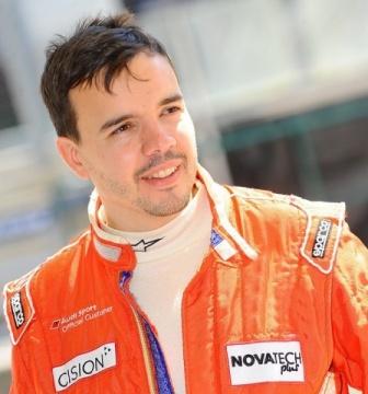 César Campaniço é 'cabeça-de-cartaz' na Taça de Portugal de Karting em Leiria