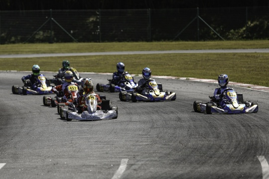 Oliveira na DD2 e Mendes na Master vencem no Troféu Rotax em Viana do Castelo