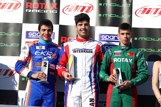 Bruno Borlido vence em Espanha categoria DD2 e Adrian Malheiro a Micro-Max
