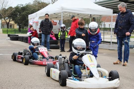 Kart Kid Race School inicia nova fase no Kartódromo de Viana do Castelo