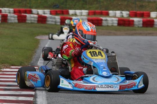 Mariano Pires faz 'dobradinha' na categoria X30 Júnior