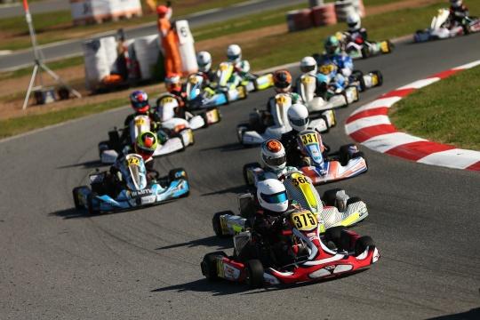 Troféu Rotax com quase 60 inscritos no próximo fim de semana em Viana do Castelo