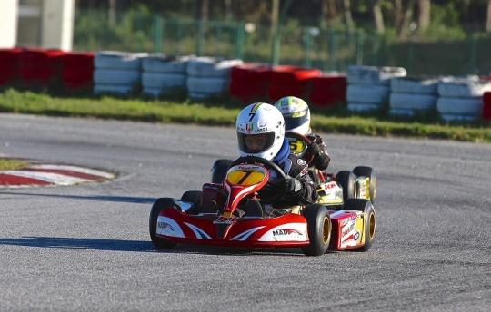 Bruno Abreu vence categoria Iniciação da Taça Bridgestone em Viana do Castelo