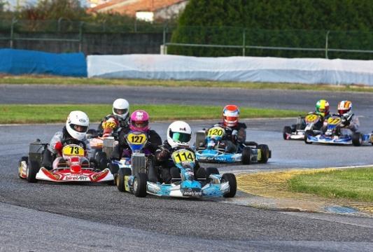 Guilherme de Oliveira impõe-se na Mini-Max para o Troféu Norte de Portugal