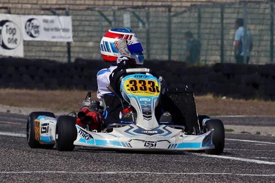 Vítor Mendes confirma com vitórias título de Campeão Nacional X30 Shifter Master