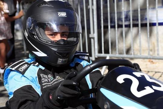 Matilde Fidalgo vai integrar 'Training Camp' da FIA após vitória em Le Mans