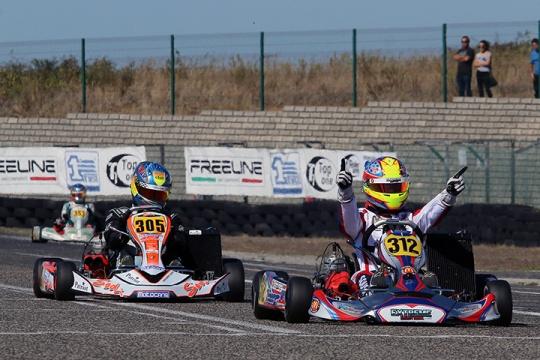 Yohan Sousa é o novo Campeão Nacional X30 Shifter… Tiago Teixeira vence Final 1