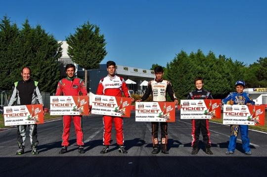 Campeões Rotax 2016 vão disputar o 'Mundial' em Itália já este mês