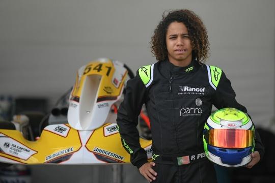 Pedro Perino vai representar Portugal no FIA Karting Academy Trophy 2019
