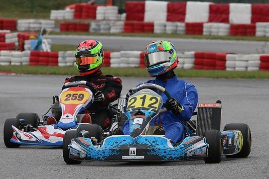 João Amaral defende legado do irmão Jorge na categoria X30 Sénior
