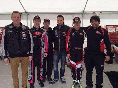 Bruno Ponte… e o pódio ali tão perto no 'Europeu' da categoria X30 Júnior