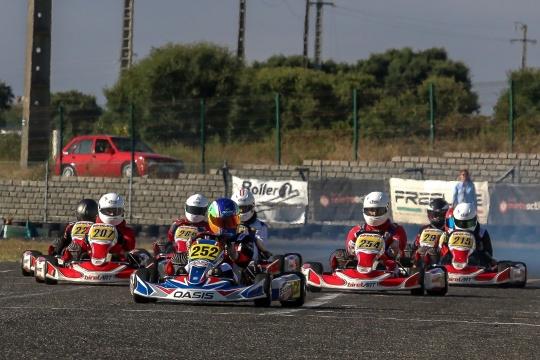 Duarte Monte triunfa no arranque do Trofeu EasyKart Portugal na categoria EK 125