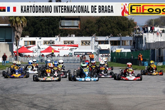 Rotax Max Challenge 2015 prossegue este fim de semana no Kartódromo de Fátima