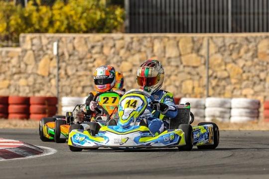 Guilherme de Oliveira garante 12º lugar na Final Júnior da X30 Winter Cup