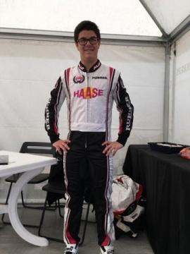 Bruno Ponte 8º classificado na 1ª prova da X30 Euro Series disputada em Itália